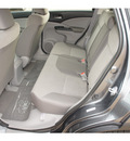 honda cr v 2012 gray suv lx 4 cylinders automatic 77034