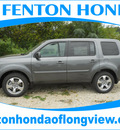 honda pilot 2013 dk  gray suv ex 6 cylinders automatic 75606