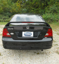 honda civic 2002 black coupe ex 4 cylinders automatic 75606