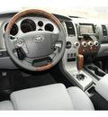 toyota tundra 2013 gray platinum gasoline 8 cylinders 2 wheel drive automatic 78232