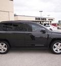 jeep compass 2010 black suv sport gasoline 4 cylinders 2 wheel drive automatic 76011