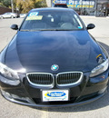 bmw 3 series 2009 black coupe 328xi gasoline 6 cylinders all whee drive 6 speed manual 13502