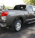 toyota tundra 2011 dk  green sr5 flex fuel 8 cylinders 4 wheel drive automatic 27616
