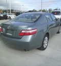 toyota camry 2007 lt  green sedan le 4 cylinders automatic 75503