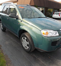 saturn vue 2007 green suv gasoline 4 cylinders front wheel drive automatic 14224