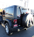 jeep wrangler 2011 black suv sport 6 cylinders automatic 60915