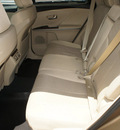 toyota venza 2013 gold le 6 cylinders shiftable automatic 76087