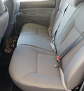 toyota tacoma 2013 silver prerunner v6 6 cylinders 5 speed automatic 76087