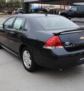 chevrolet impala 2012 dk  gray sedan lt flex fuel 6 cylinders front wheel drive automatic 75075