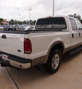 ford f 250 super duty 2006 white lariat 8 cylinders automatic with overdrive 77656