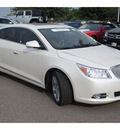 buick lacrosse 2011 white sedan cxs gasoline 6 cylinders front wheel drive automatic 78502