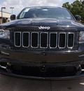 jeep grand cherokee 2013 black suv srt8 gasoline 8 cylinders 4 wheel drive automatic 76011