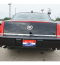 cadillac dts 2011 black sedan premium collection gasoline 8 cylinders front wheel drive automatic 77566