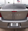 dodge avenger 2013 dk  gray sedan se gasoline 4 cylinders front wheel drive automatic 76011