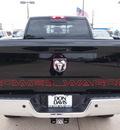 ram 2500 2012 black powerwagon gasoline 8 cylinders 4 wheel drive automatic 76011