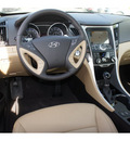 hyundai sonata 2013 dk  blue sedan limited gasoline 4 cylinders front wheel drive automatic 78550