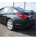 hyundai sonata 2013 dk  gray sedan se gasoline 4 cylinders front wheel drive automatic 78550