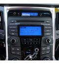hyundai sonata 2013 dk  gray sedan se gasoline 4 cylinders front wheel drive automatic 78550