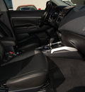 mitsubishi outlander sport 2012 black se gasoline 4 cylinders front wheel drive automatic 75062