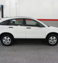 honda cr v 2009 white suv lx gasoline 4 cylinders all whee drive automatic 44060