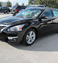 nissan altima 2013 black sedan sl gasoline 4 cylinders front wheel drive automatic 33884