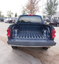 dodge ram 1500 2007 blue sxt gasoline 6 cylinders 2 wheel drive automatic 76137