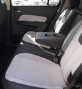 chevrolet equinox 2013 silver lt gasoline 4 cylinders front wheel drive automatic 78009