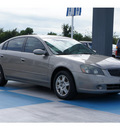 nissan altima 2005 beige sedan 2 5 s 4 cylinders automatic 77094