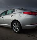 kia optima 2013 silver sedan ex gasoline 4 cylinders front wheel drive automatic 77034