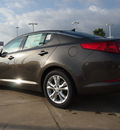 kia optima 2013 silver sedan ex gasoline 4 cylinders front wheel drive automatic 77034