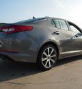 kia optima 2013 silver sedan sx gasoline 4 cylinders front wheel drive automatic 77034