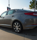 kia optima 2013 silver sedan sx gasoline 4 cylinders front wheel drive automatic 77034