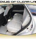 lexus rx 350 2013 silver suv gasoline 6 cylinders front wheel drive automatic 77546