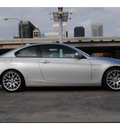 bmw 3 series 2010 gray coupe 328i gasoline 6 cylinders rear wheel drive automatic 77002