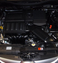 mazda mazda2 2011 silver sedan sport gasoline 4 cylinders front wheel drive automatic 76116