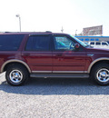 ford expedition 2000 dk  red suv eddie bauer gasoline v8 4 wheel drive automatic 27569
