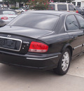 hyundai sonata 2005 black sedan gls gasoline 6 cylinders front wheel drive automatic 77090