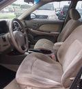 hyundai sonata 2005 black sedan gls gasoline 6 cylinders front wheel drive automatic 77090