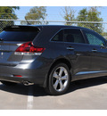 toyota venza 2013 gray limited gasoline 6 cylinders front wheel drive shiftable automatic 77338