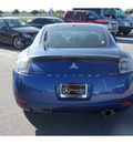 mitsubishi eclipse 2006 blue hatchback gt gasoline 6 cylinders front wheel drive automatic 78626