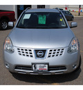 nissan rogue 2008 silver suv sl gasoline 4 cylinders front wheel drive automatic 78552