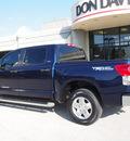 toyota tundra 2007 blue sr5 gasoline 8 cylinders 2 wheel drive automatic 76011