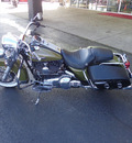 harley davidson flhrci 2007 green road king classic 2 cylinders 6 speed 45342