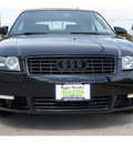audi a4 2004 black 1 8t 4 cylinders automatic 78757
