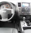 nissan armada 2012 black suv platinum flex fuel 8 cylinders 2 wheel drive automatic 33884