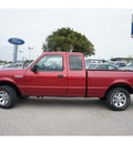 ford ranger 2007 red xlt gasoline 4 cylinders rear wheel drive automatic 76691
