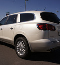 buick enclave 2012 white suv leather gasoline 6 cylinders front wheel drive 6 speed automatic 76087