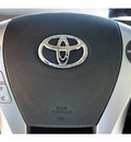 toyota prius c 2012 silver hatchback one hybrid 4 cylinders front wheel drive automatic 78232