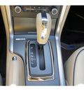 lincoln mkz hybrid 2012 white sedan hybrid 4 cylinders front wheel drive automatic 77043