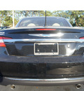 chrysler 200 convertible 2013 black limited flex fuel 6 cylinders front wheel drive automatic 33157